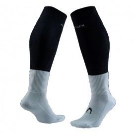 SOCK BLACK/WHITE