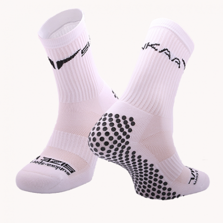 GRIP SOCK WHITE