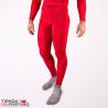 Malla térmica larga rojo