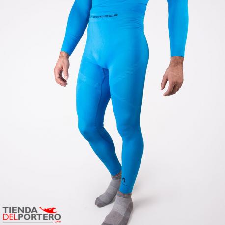 Malla térmica larga azul
