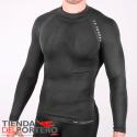 Long sleeve base layer Black