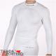 Camiseta térmica manga larga blanca