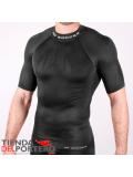 Base layer short sleeves Black