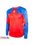 Jersey IKARUS Azul/Rojo